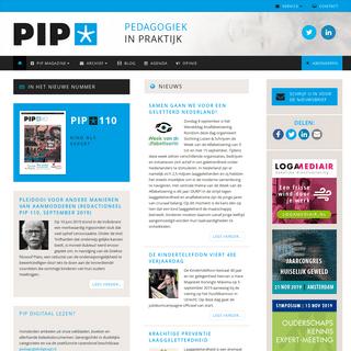 PIP - Pedagogiek in praktijk