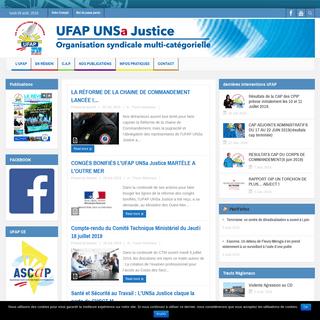 UFAP-UNSa Justice - Syndicat de l'A.P