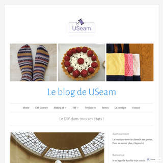 Le blog de USeam – Le DIY dans tous ses états !