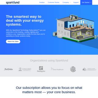 Home - Sparkfund
