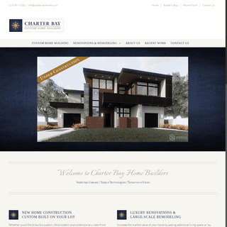 Charter Bay Home Builders - Tampa, FL