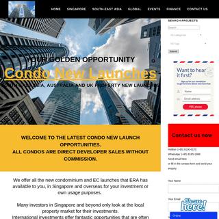 ArchiveBay.com - condonewlaunches.com - New Condo Launches - Condo New Launches