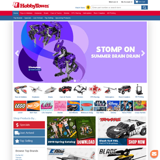 ArchiveBay.com - hobbytown.com - HobbyTown® - Shop for Toys, Games, Radio Control, Models, Rockets & More
