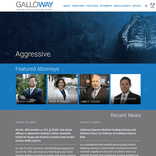 Home - Galloway Johnson