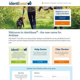 ArchiveBay.com - identibase.co.uk - Welcome to Identibase - Identibase.co.uk
