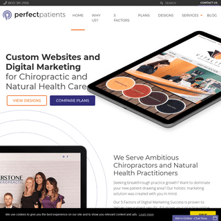 ArchiveBay.com - perfectpatients.com - Chiropractic Website Design and Digital Marketing - Perfect Patients