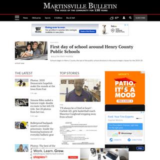 ArchiveBay.com - martinsvillebulletin.com - martinsvillebulletin.com - Martinsville Bulletin