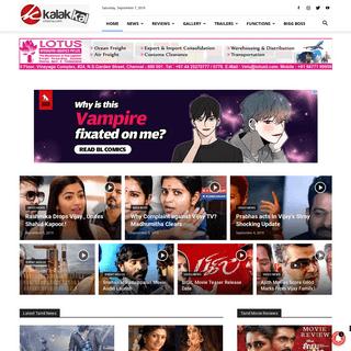 kalakkal cinema - Tamil Cinema News - Tamil Cinema Reviews