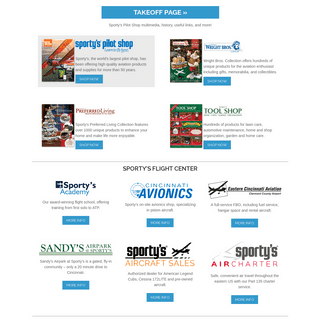 Sporty's Home Page