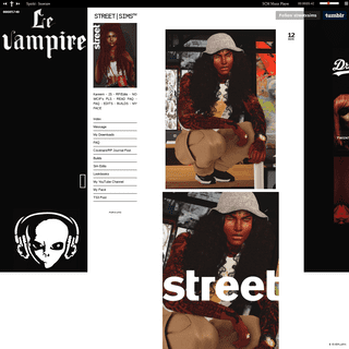 A complete backup of streetxsims.tumblr.com