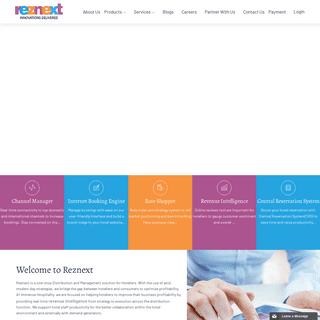 ArchiveBay.com - reznext.com - Distribution Channel Management - Reznext Global Solutions
