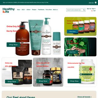ArchiveBay.com - healthylife.com.au - Healthy Life