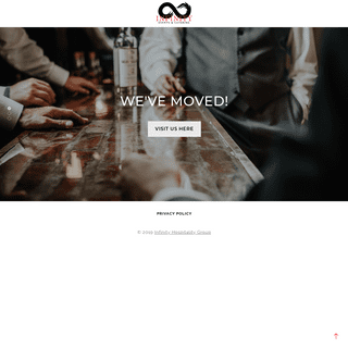 Infinity Events & Catering Homepage - Infinity Events & Catering