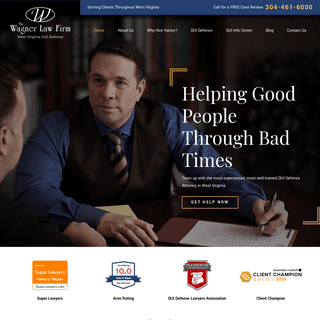 West Virginia DUI Lawyer - The Wagner Law Firm
