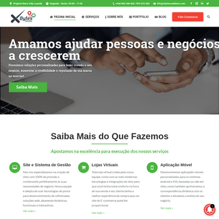 Xbytes Soluções - Sites, Lojas Virtuais, Marketing Digital, SEO