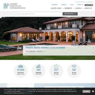 ArchiveBay.com - luxuryportfolio.com - Luxury Homes for Sale - Luxury Real Estate - Luxury Portfolio