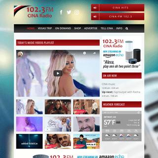 Home - Arabic Music CINA Radio Detroit