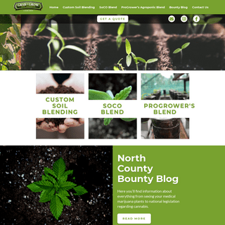 Home - North County Bounty
