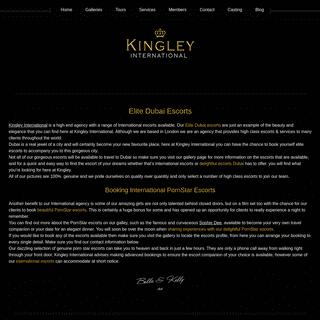 A complete backup of kingleyinternational.com