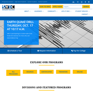 Home Page - Southwestern Illinois College