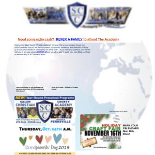 Salem County Christian - Christian School & Preschool - Pennsville, NJ