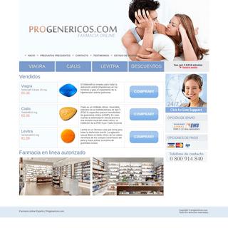 ArchiveBay.com - allbloggertools.com - Comprar Viagra Online Generico, Precio Viagra 0.65 Eur - Progenericos.com