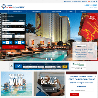 Expedia CruiseShipCenters, Vancouver - Your cruise vacation specialists