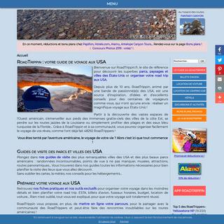 ArchiveBay.com - roadtrippin.fr - RoadTrippin - votre guide de voyage dans l'Ouest américain et aux USA