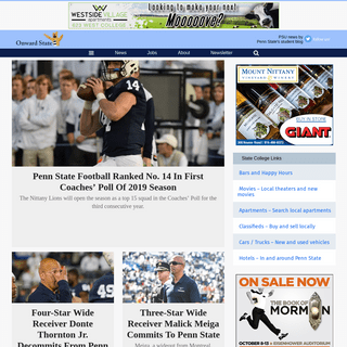 ArchiveBay.com - onwardstate.com - Onward State - Penn State Blog by PSU Students - News, Features, and Opinion