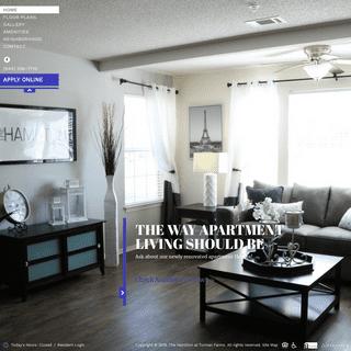 ArchiveBay.com - hamiltonatturmanfarms.com - Apartments for Rent in Horn Lake, MS - The Hamilton at Turman Farms - Home