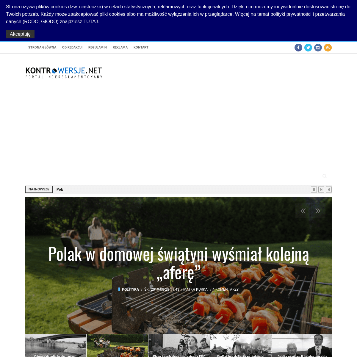 Kontrowersje.net - portal niereglamentowany
