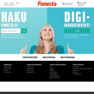 ArchiveBay.com - fonecta.fi - Fonecta - Haku - Digimarkkinointi