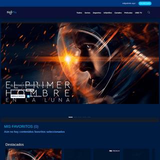 TigoUne Play - Películas y series online, deportes en vivo - Sitio Oficial
