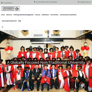 ArchiveBay.com - cub-edu.com - Commonwealth University