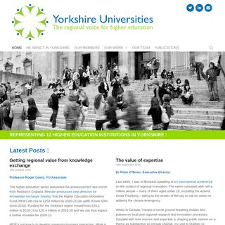 Yorkshire Universities