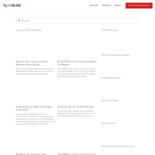 Get The Best UX-UI Design + User Research Resources Today