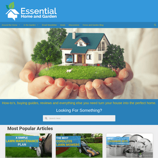 Essential Home and Garden