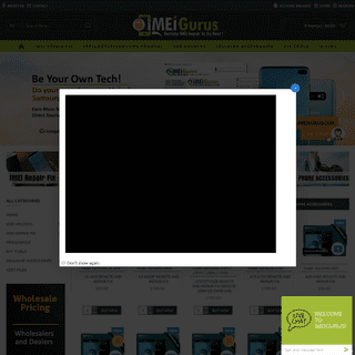 IMEI Gurus LLC - Remote IMEI Repair, USB Unlocks, and FRP Services! Fast and affordable!