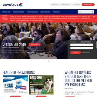 Vet Supplies - Pet Medications - Covetrus North America