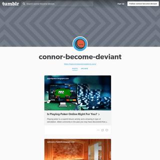 connor-become-deviant