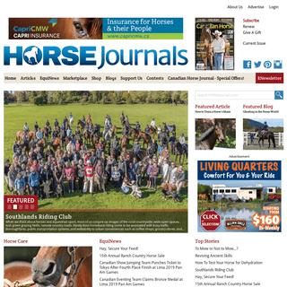 Horse Journals -