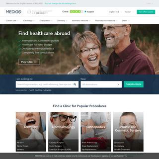 ArchiveBay.com - medigo.com - Medigo - Medical Travel - Access Quality Healthcare Abroad