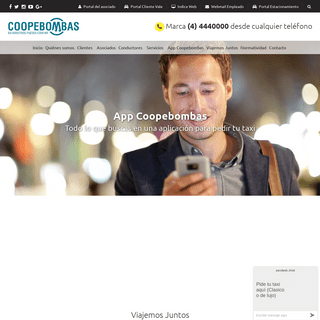 Coopebombas - En nosotros puedes confiar