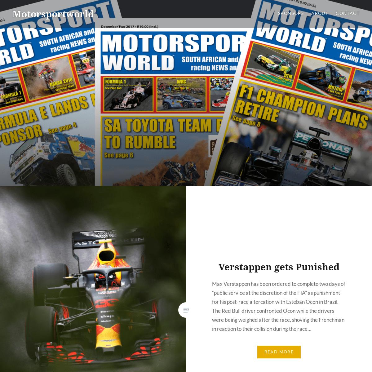Motorsportworld -