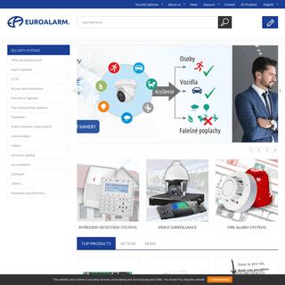 A complete backup of euroalarm.cz