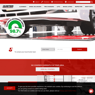 Home - Hunter Engineering Company