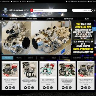 BP Racing ATV - Motor Engine Rebuild Kits - ATV Parts