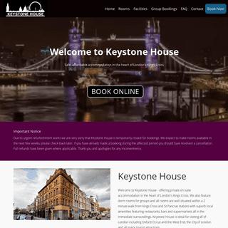 Hostel London - Keystone House London Hostel