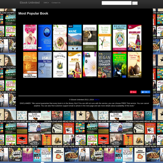 Most Downloaded Books - Ebook Unlimited