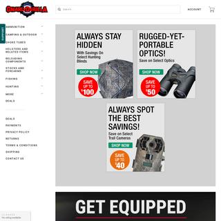 Shop Hunting, Fishing, & Outdoor Products - GnarlyGorilla.com